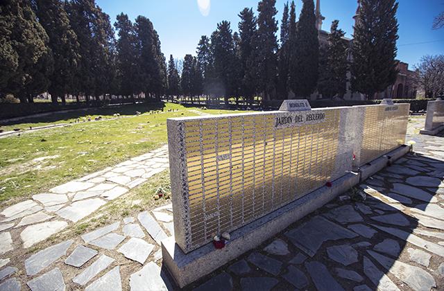 Jardín del Recuerdo, crematorio de la Almudena - EMSFCM Madrid