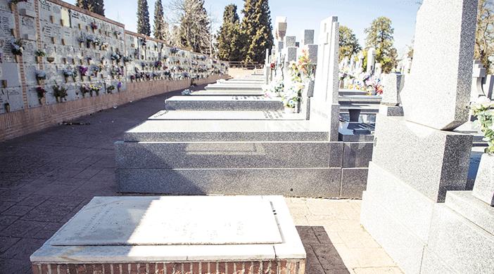 Cementerio Almudena unidades enterramiento - Servicios funerarios EMSFCM Madrid