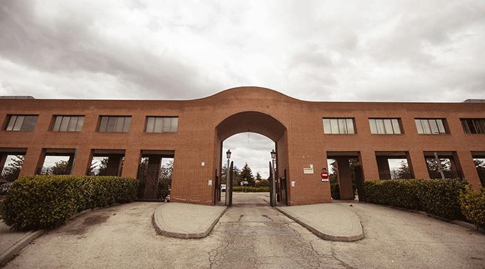 Cementerio Sur entrada - Servicios funerarios EMSFCM Madrid