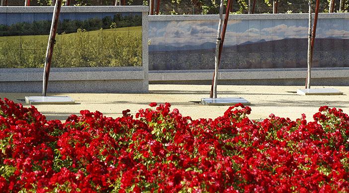 Cementerio Sur jardín recuerdo - Servicios funerarios EMSFCM Madrid