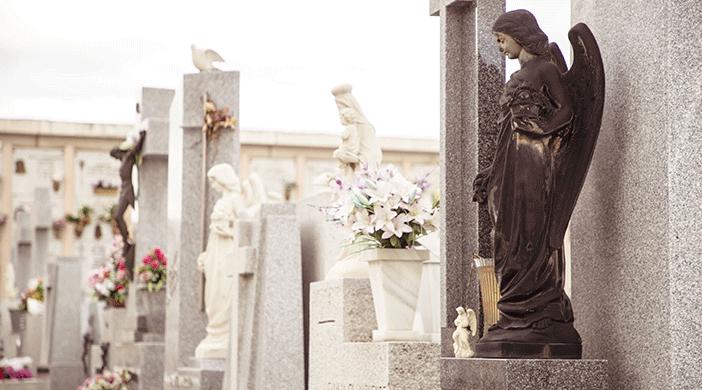 Cementerio Sur estatuasl - Servicios funerarios EMSFCM Madrid