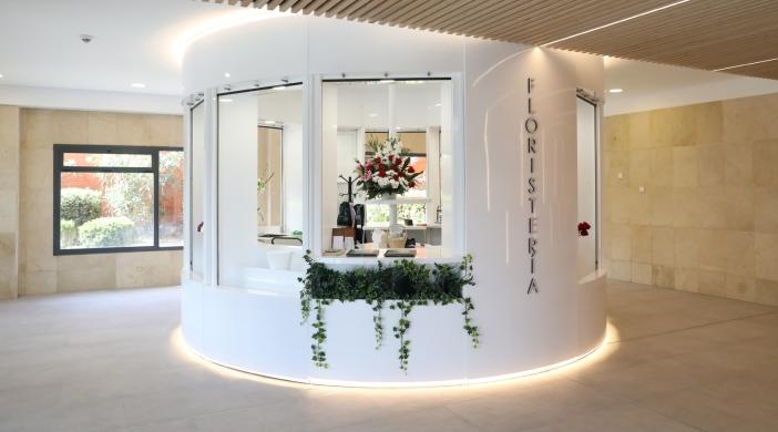 Tanatorio Sur floristería - Servicios funerarios EMSFCM Madrid