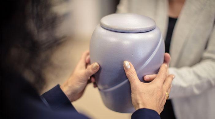 Gestión de espacios urna - Servicios funerarios EMSFCM Madrid