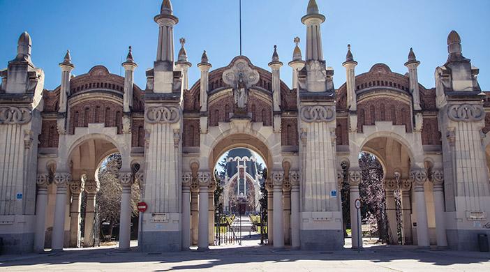 Gestión Integral cementerios - Servicios funerarios EMSFCM Madrid