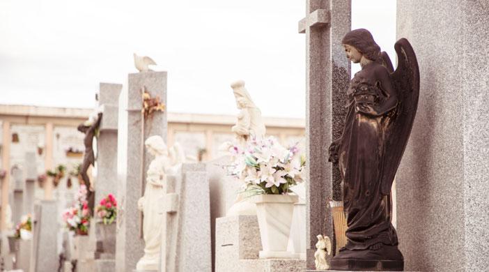 Inhumación - Servicios funerarios EMSFCM Madrid
