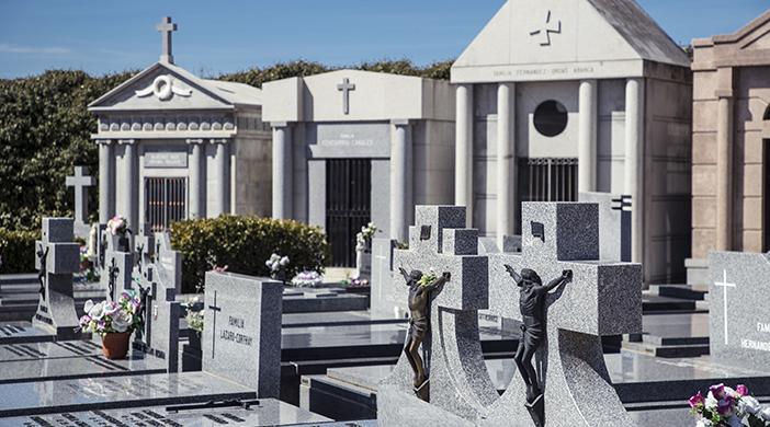 Transmisión de titularidad unidades enterramiento - Servicios funerarios EMSFCM Madrid