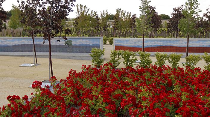 Unidades de enterramiento jardín - Servicios funerarios EMSFCM Madrid