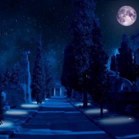 Visitas nocturnas Cementerio Civil Servicios Funerarios de Madrid