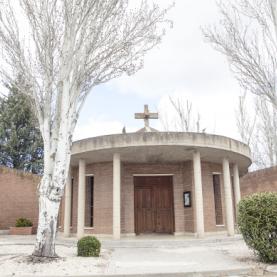 Cementerio Fuencarral entrada- Servicios funerarios EMSFCM Madrid