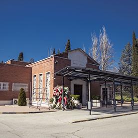 Crematorio de la Almudena - EMSFCM Madrid