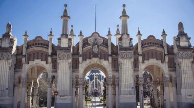 Cementerio Almudena arcos - Servicios funerarios EMSFCM Madrid