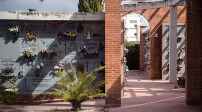 Gestión de espacios unidad de enterramiento - Servicios funerarios EMSFCM Madrid