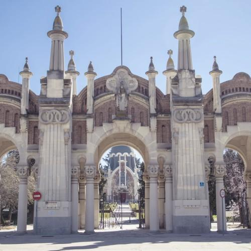 Cemterio de la Almudena XV Semana de la Arquitectura