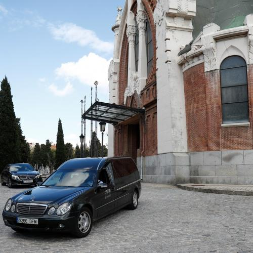 Cementerios trabajando con normalidad tras Filomena