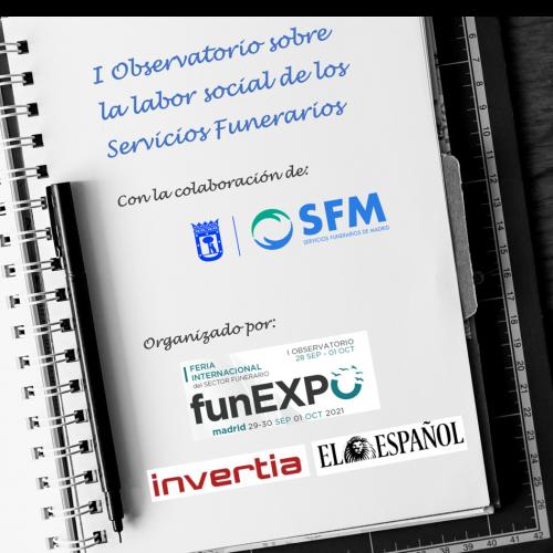 SFM participará en el I Observatorio sobre la labor social de los Servicios Funerarios Funexpo